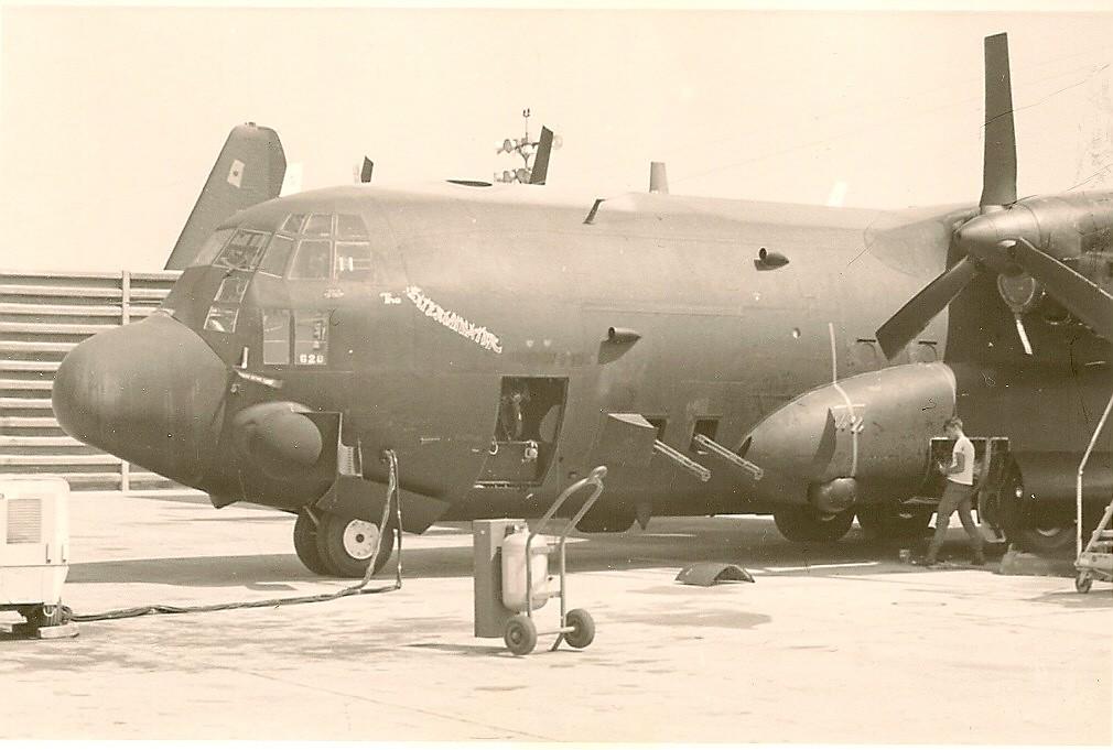 """World Of Gunships >> 1970 - (Spectre AC-130A Gunship 54-1628 """"The Exterminator""""…   Flickr"""