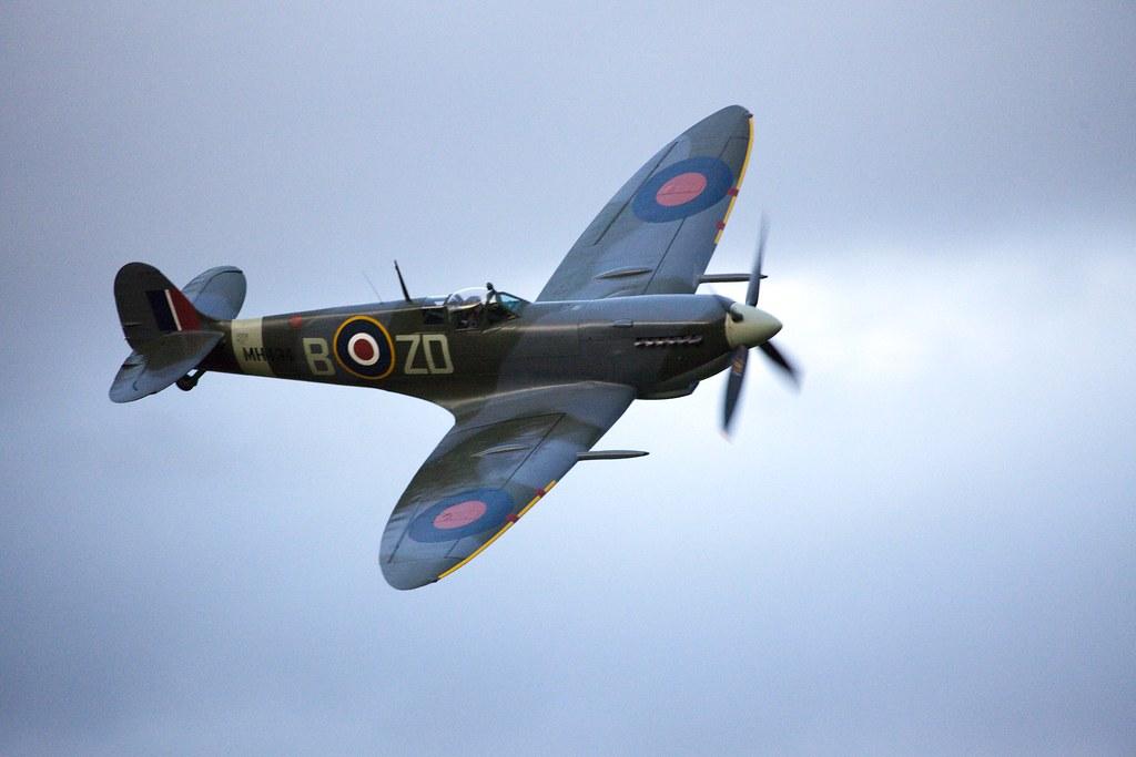Supermarine Spitfire Mk1 XB 1943 | Donna Rutherford | Flickr