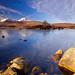 Morning Light at Lochan na h-Achlaise ~ Rannoch Moor, Scotland