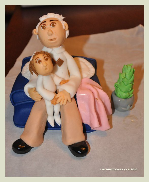 Retirement Cake Toppers Grandpa Retirement Cake