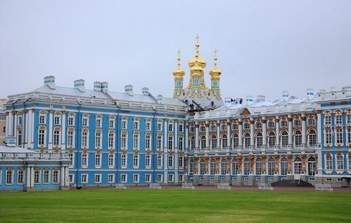 Tsarskoe Selo (Pushkin) ,Saint Petersburg,Russia | Built ...