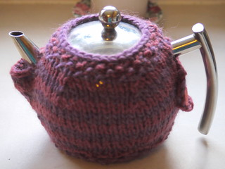 Cute teacosy | by North Sea Knitter