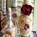 Vintage Embellished Bottles