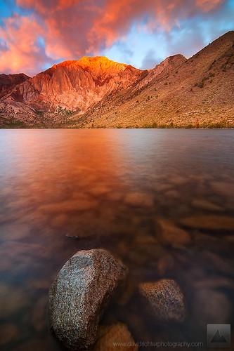 Rising Dawn - Convict Lake, California | by david.richter