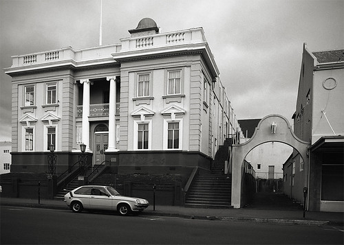 The Old Town Hall, Tauranga, NZ | by Spooky21
