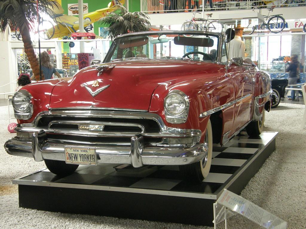 1954 Chrysler New Yorker De Luxe Lu Flickr By Vriendelijkheid Kost Geen Geld