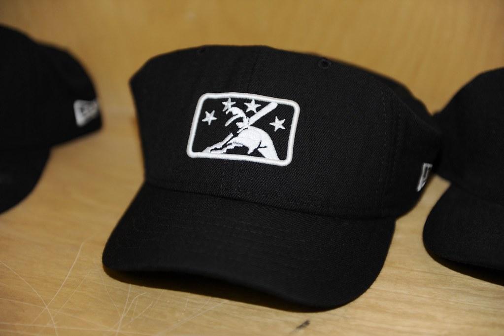 Minor League Baseball Logo Minor League Baseball Hat