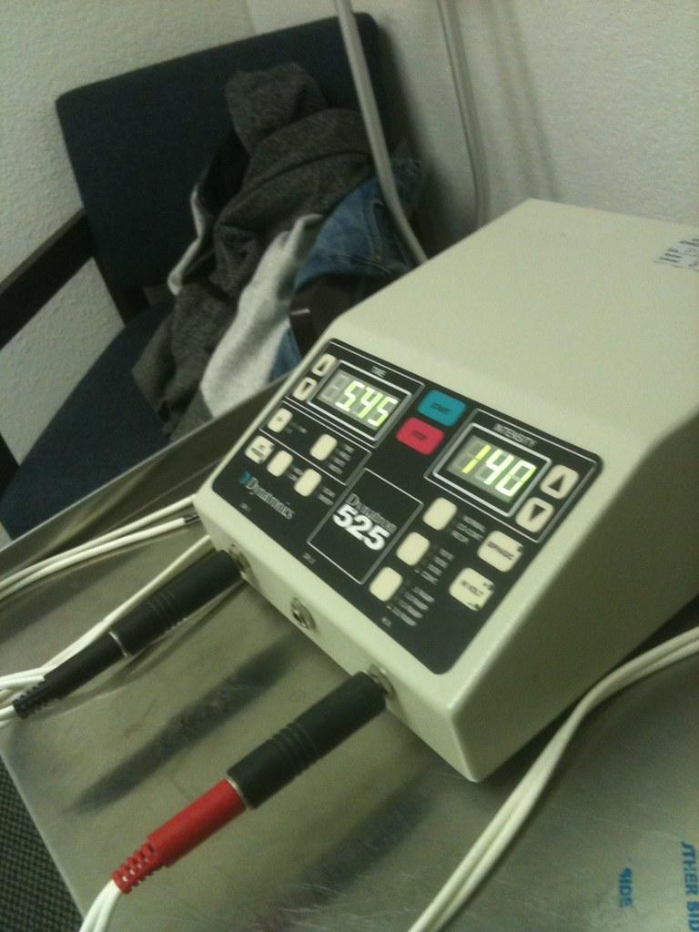 stim machine