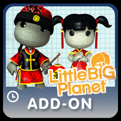 LittleBigPlanet - Chinese New Year Costume Pack | by PlayStation.Blog