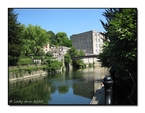 The Mill at Bradford on Avon | by Lady Ann 2010