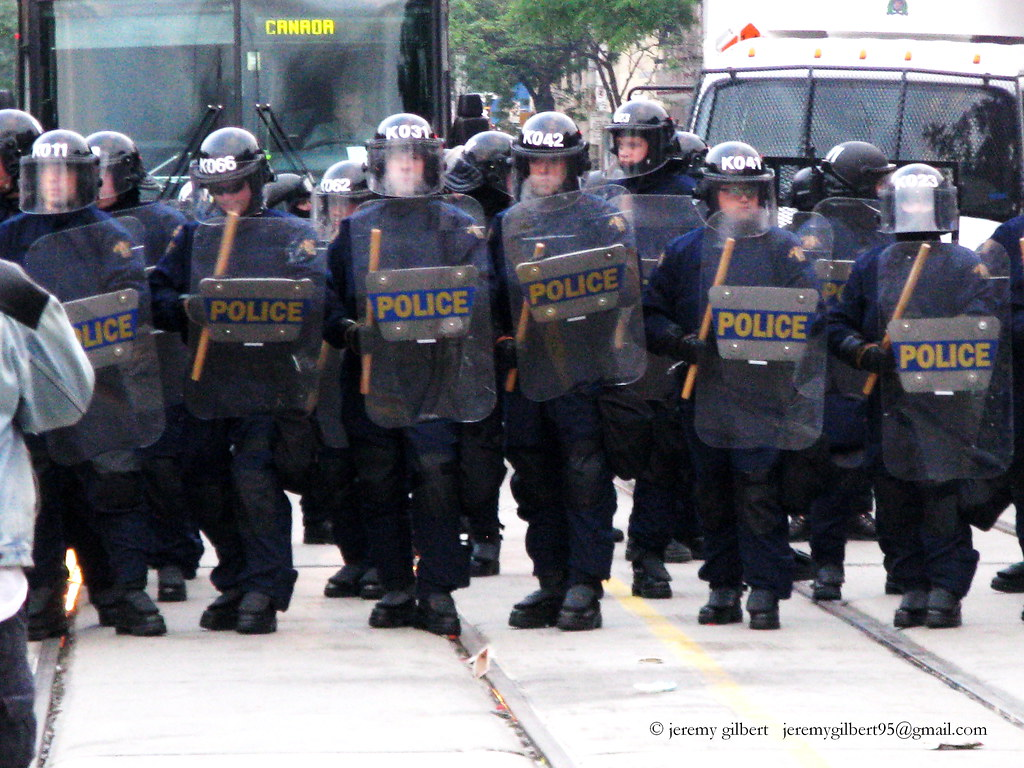 The Militarization of the Police: Is It a Battle of Equipment or Mentality? (Part 1 of 3)