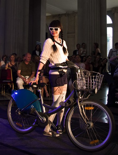 Dublin Cycle Chic Fashion Show 21 | by Mikael Colville-Andersen