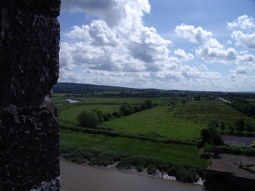 Sightseeing from an irish castle | by Alejandro Escario Mendez