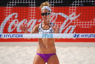 Beach Volley Ball Woman.- | by ancama_99(toni)