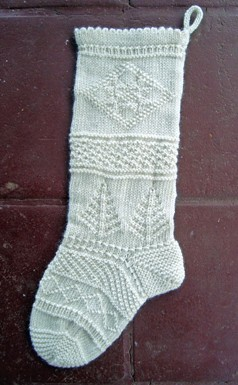 Mix it up Christmas Stocking 4 | by sailingknitter