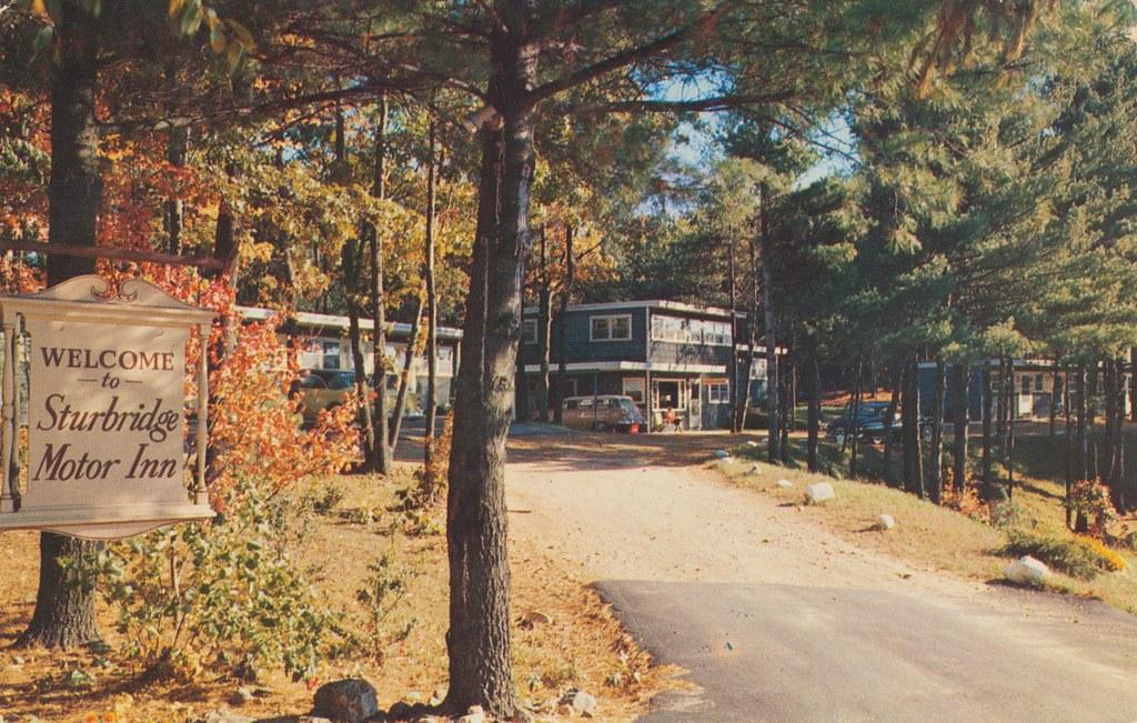 Sturbridge Motor Inn - Sturbridge, Massachusetts