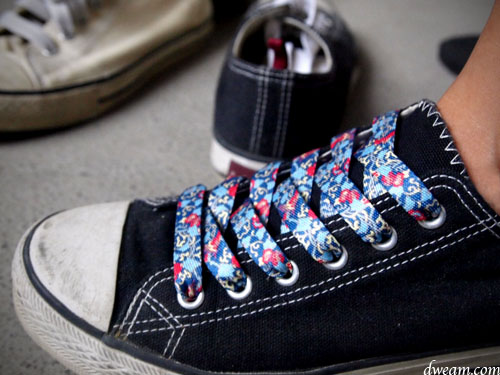 puma shoe laces