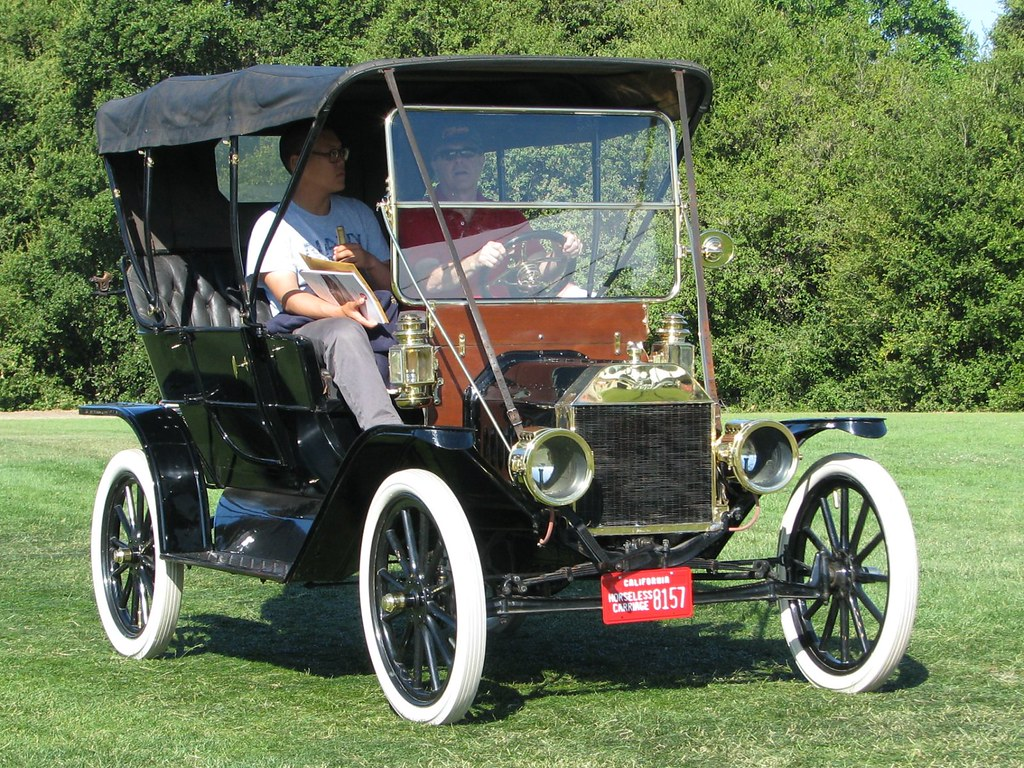 Ford New Model Car Pic