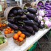 Assorted eggplants from Green Acres