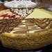 Cheesecake to say farewell to team members