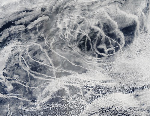 Ship Tracks | by NASA Goddard Photo and Video