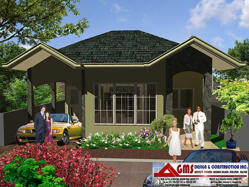 Ready made house plans for sale sison f a 103 m for Pre made house plans