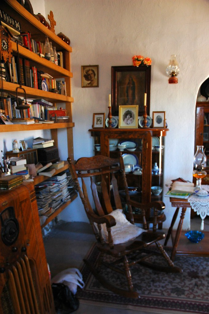 Family Heritage Catholic Spanish Style Living Room Of Bet