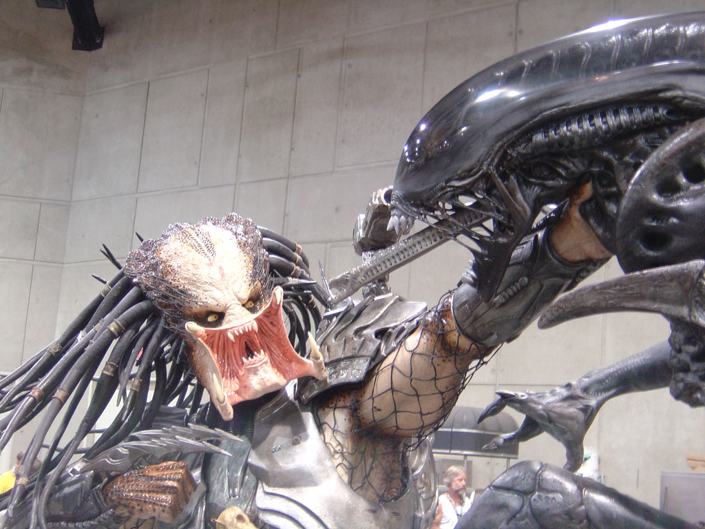 Alien Vs Predator  Movie Rulz