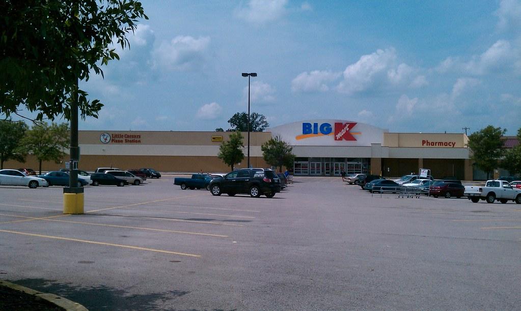 Kmart Murfreesboro Pike Antioch Nashville Tennessee
