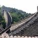 The great wall in Mutianyu, China