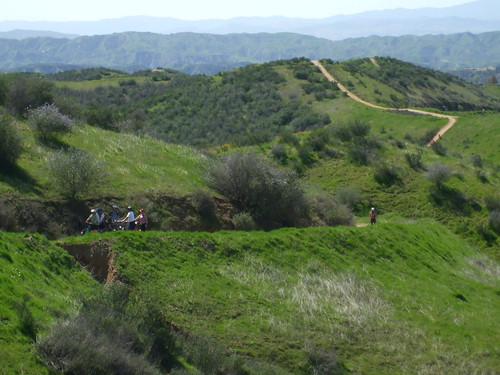 2008 03 09 - Brian's Mtn Bike Ride Crafton Hills for 10 (2) | by dcarlson54