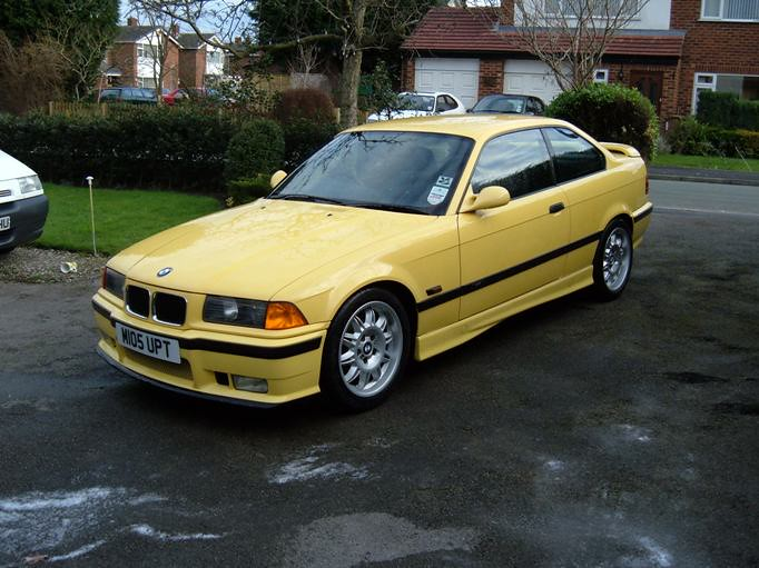 E36 M3 Coupe Dakar Yellow Bmw Car Club Gb Amp Ireland Flickr