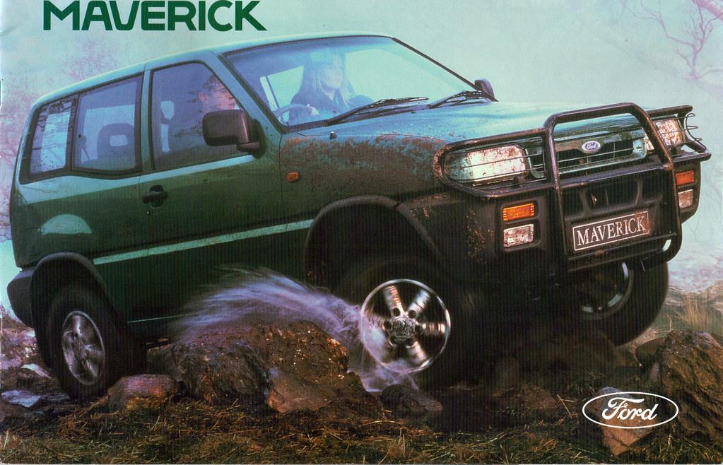 2 Door Ford Suv Ford Maverick Suv 2 Door