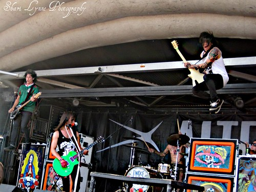 Warped Tour Vans Bands