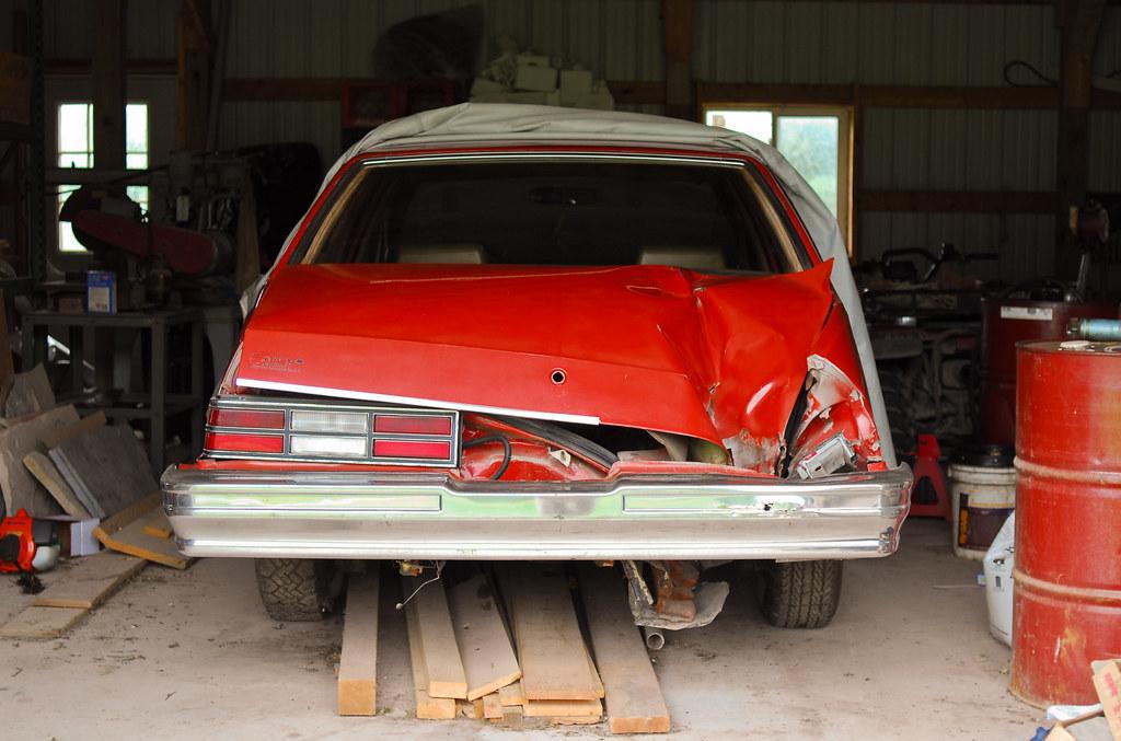 Picture Of Cars >> Peekskill meteorite car | Ryan Thompson | Flickr