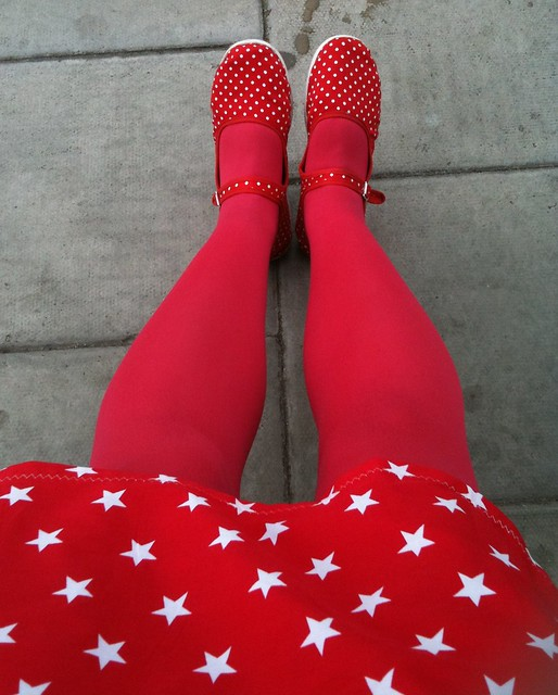 My Red Legs