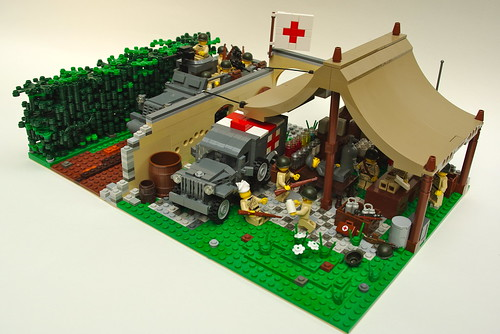 Battalion Aid Station (1) | by Dunechaser