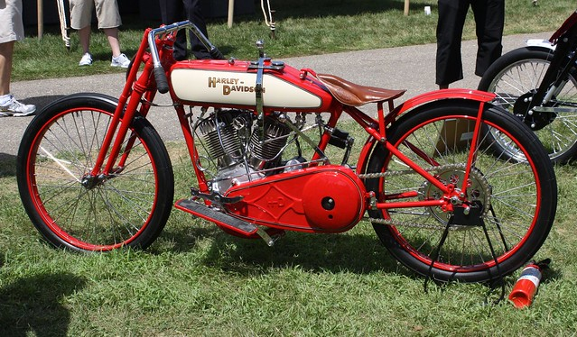 Fast Is Fast Pea Shooter Harleys: 1926 Harley Davidson Pea-Shooter Motorcycle