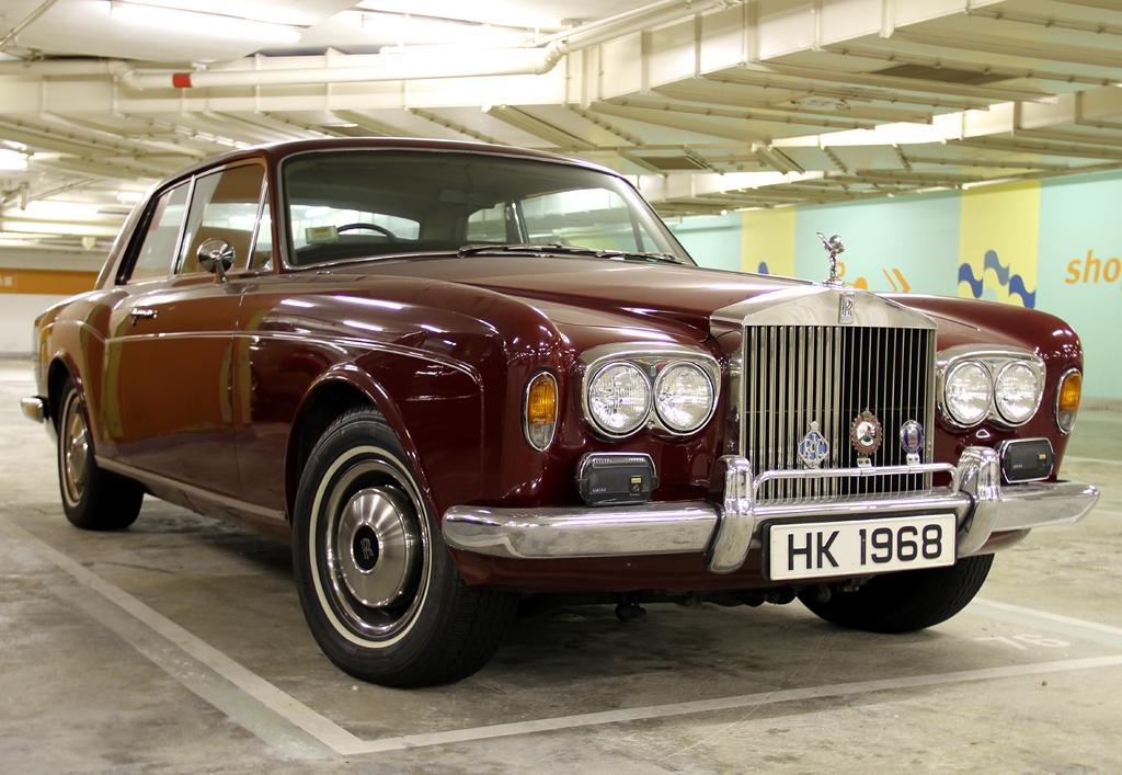 White Rolls Royce >> Rolls-Royce   Corniche   Coupé   HK 1968   Tung Chung   Ho…   Flickr