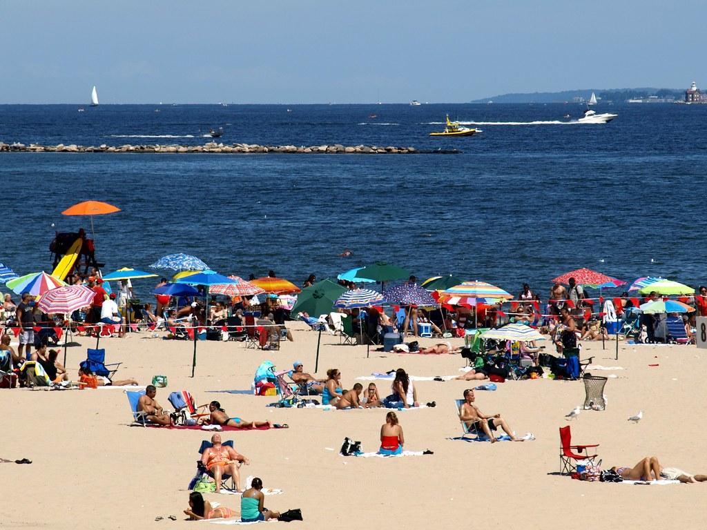 Beaches Near The Bronx
