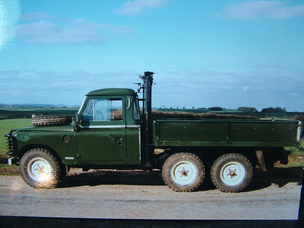 Land Rover Sandringham 6x6 Om280 Flickr