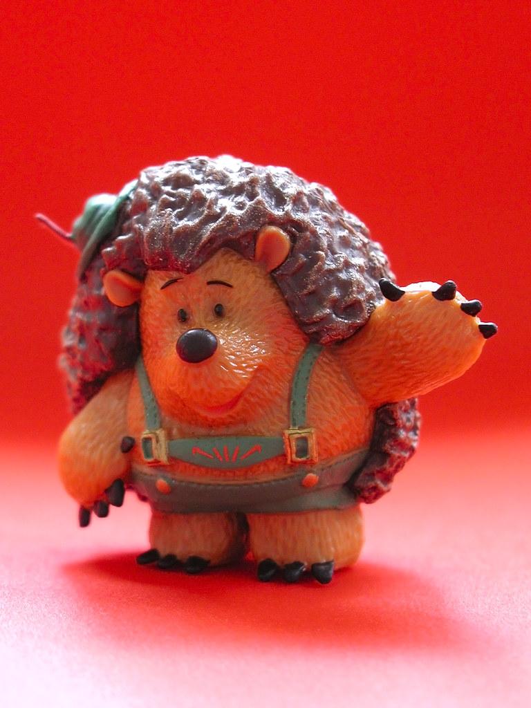 Bully Toy Story 3 Pvc Mr Pricklepants 2010 Nice Sense Flickr