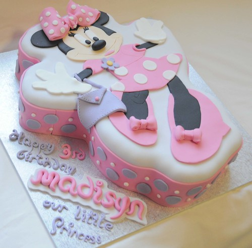 Second Birthday Cake Boy