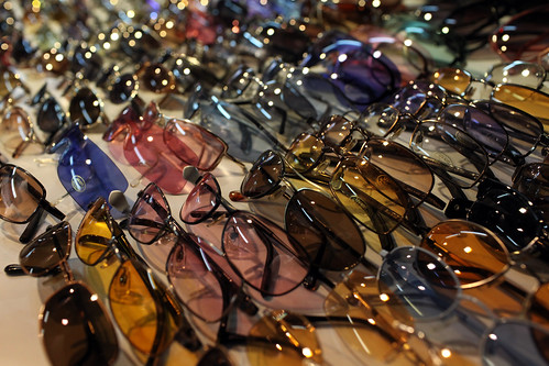 Sunglasses at the Night Market | by greenwood100