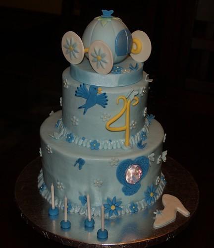 Disney Cinderella Cake Pan
