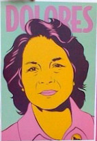 Dolores Huerta poster | by Linda Milazzo