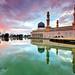 Floating Mosque of Kota Kinabalu