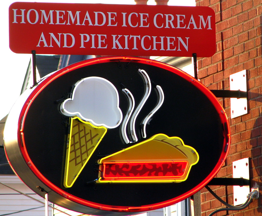 Homemade Ice Cream And Pie Kitchen Louisville