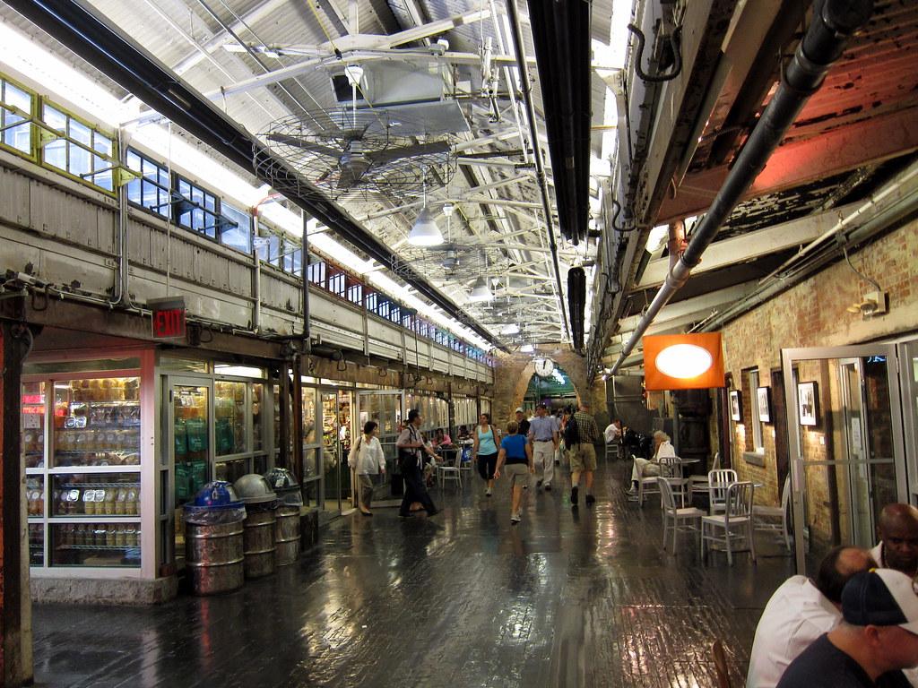 Chelsea Market Chelsea Market New York Simon Flickr
