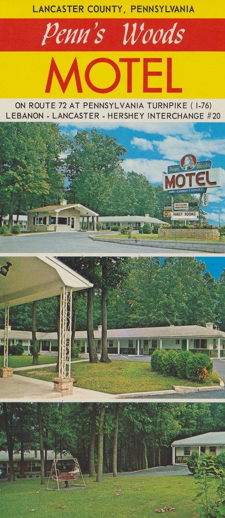Penn's Woods Motel - Manheim, Pennsylvania
